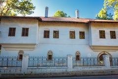 Amidza& x27 ; résidence de s dans Kraguevac, Serbie Photos stock