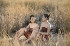 Amie de femelle de femme Photographie stock libre de droits
