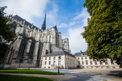Amiens Cathederal Photos stock