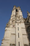 Amiens Cathedral. (Cathedral of Our Lady of Amiens) in Somme, Picardy region, France Royalty Free Stock Photography
