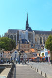 Amiens Cathedral France 1 Stock Images