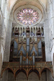Amiens Cathedral France 8 Royalty Free Stock Photography