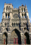 Amiens catheral, France Images stock