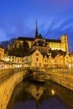 Amiens dans les Frances Photo libre de droits