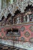 Amiens domkyrka, Frankrike Royaltyfria Bilder