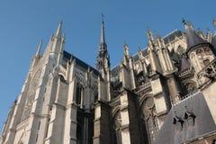 amiens katedra Obrazy Stock