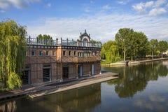 Amiens - la France Image libre de droits