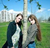 Amies Photo libre de droits
