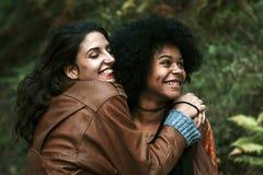 Amies de femme Images libres de droits