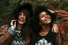 Amies de femme Photographie stock libre de droits