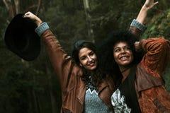 Amies de femme Photographie stock