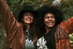 Amies de femme Image stock