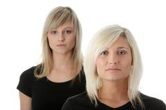 Amies de jeunes femmes. Photos stock