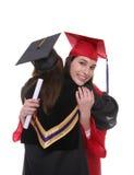 Amies graduées de femmes Images stock