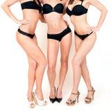 Amigas 'sexy' Fotos de Stock Royalty Free