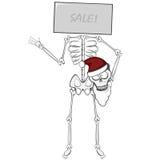 Amigo de esqueleto Imagens de Stock Royalty Free