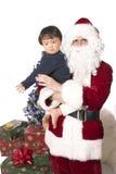 Amigo de Santas Fotografía de archivo libre de regalías