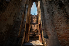 Amigo de Wat Si Imagen de archivo