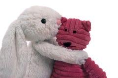 Amigos 2 del juguete Foto de archivo libre de regalías
