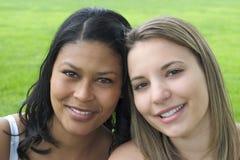 Amigos das mulheres Imagem de Stock Royalty Free