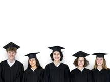 Amigos de Education School Academic del estudiante Foto de archivo