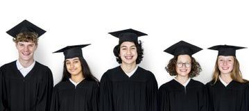 Amigos de Education School Academic do estudante foto de stock