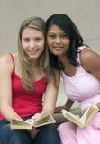 Amigos de muchacha Foto de archivo libre de regalías