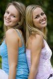 Amigos do verão Imagens de Stock Royalty Free