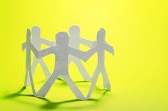 Amigos e amizade Imagem de Stock