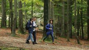 Amigos en el bosque metrajes