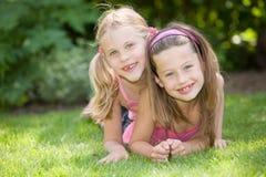 Amigos jovenes fotografía de archivo libre de regalías