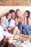 Amigos por siempre Imagen de archivo libre de regalías