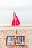 Amigos - praia do Am, Foto de Stock Royalty Free