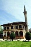 Amija¾ арены DÅ Å, украшенная македония мечети Стоковые Изображения