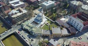 Amija de ¾ de dÅ de Careva, Sarajevo Images stock