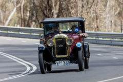 1925年Amilcar C4游览车 库存照片
