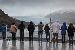 Amilia Glacier, South Patagonia, Chile Stock Image