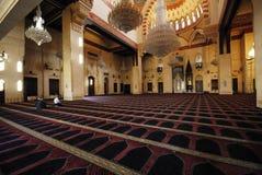 Amina meczet w Bejrut Fotografia Royalty Free