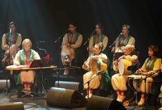 Amina Srarfi & El Azifet performs at Bahrain Stock Photo