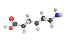 Aminocaproic zuur, voor gebruik in de behandeling die van scherpe bl wordt goedgekeurd royalty-vrije stock foto
