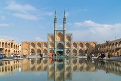 Amir Chakhmagh dans Yazd, Iran Image libre de droits