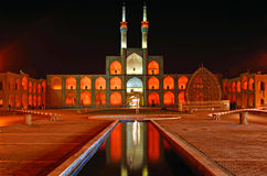 Amir Chakhmaq Complex Photo stock