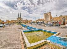 Amir Chakhmaq Complex dans Yazd Photos libres de droits