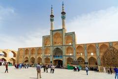 Amir Chakhmaq Complex dans Yazd l'iran Photo libre de droits