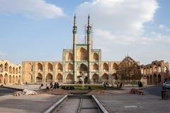 Amir Chakhmaq Complex in Yazd Stock Photo