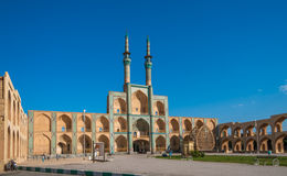 Amir Chakhmaq Complex in Yazd, Iran Stock Photography