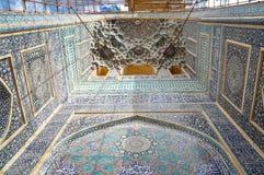 Amir Chakhmaq Mosque Images libres de droits