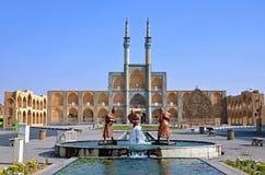 Amir Chakhmaq Square Stock Photography