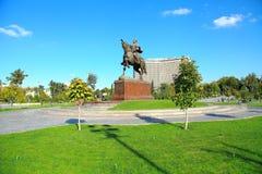 Amir Temur Foto de archivo libre de regalías