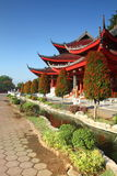 Amiral Ceng Ho Temple Images stock